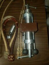 Rawhide and leather Lace String Cutter And Belever with interchangeable beveling