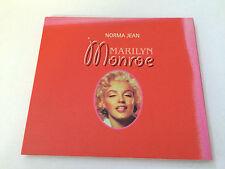 MARILYN MONROE - NORMA JEAN - DIGIPAK CD