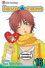 Love Com, Vol. 16 (Love*Com)-ExLibrary