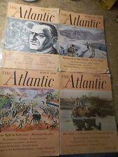 Four Volumes The Atlantic January-April 1948