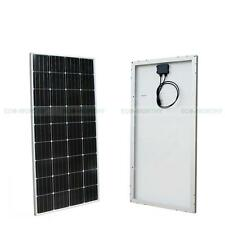 2x160W 320W 12V Mono Solar Module for Battery Charge Camping Boat Caravan