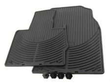 BMW OEM Black Rubber Floor Mats SET 2000-2006 E53 X5 3.0i, 4.4i 82550151189