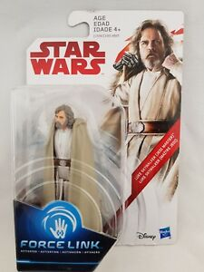 Luke Skywalker (Jedi Master) Figure [FORCE LINK] Star Wars Disney Hasbro