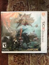Monster Hunter Generations - Nintendo 3DS Brand New Fast Shipping