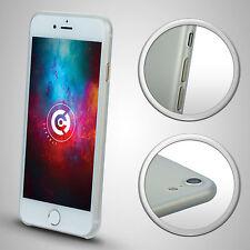 ULTRA SLIM Hardcase für iPhone 6S 6 Hülle Schutzhülle TPU Transparent Dünn Thin