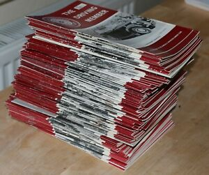 The Driving Member, Daimler & Lanchester Club Magazine Large Quantity LOT