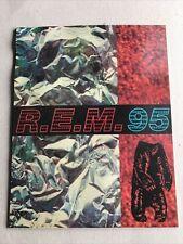 More details for r.e.m. monster  tour 1995 official concert programme rare