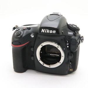 Nikon D800 Body shutter count 52193 shots