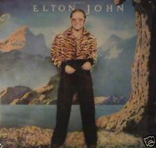 ELTON JOHN - CARIBOU  ricordi international 1974 LP IT