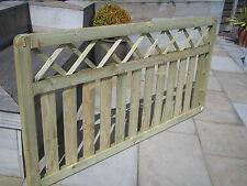model003 black metal decking//fencing panel insert