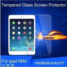 Genuine Tempered Glass Screen Protector For Apple iPad  Ipad Mini /2/3 & Mini 4