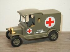 1912 Ford Model T Ambulance - Matchbox Models of Yesteryear *35989