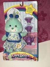 2005 Care Bears Fancy Tea Party Play Along Wish Bear New Fast Ship