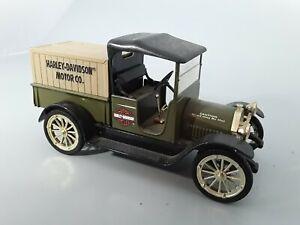 Spec Cast Harley-Davidson 1916 Studebaker Bank 1/24 Scale No Box