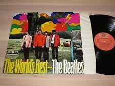 THE BEATLES LP - THE WORLD'S BEST / GERMAN SR 77235 PRESS in MINT / MINT-
