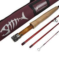 Aventik Freshwater Fly Rods IM12 Japan 7'6''/8'0''/8'6'' Ultra light Fast Action