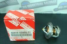Genuine Toyota Thermostat 90916-03950-71 Series 6,7,8 8Fgcu25, Tcm 4Y New in Box