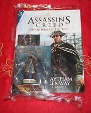 Assassin's Creed estatuilla No.3 Haytham Kenway (nuevo Y Sellado)
