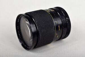 ROKUNAR MC AUTO ZOOM 1:2.8-4 28-80mm Macro #800172 Camera Lens 62 Vintage Photo