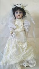 Marie Osmond Porcelain Doll Victoria The Bride Limited Edition 314 of 500