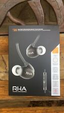 RHA T20i Earphones Headphones iPhone iPad iPod Compatible