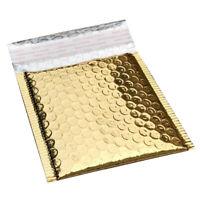 40Pcs Burbuja EnvíO EnvíO Bolsas Sobres Paquete CumpleañOs Superficie Brill Z3U2