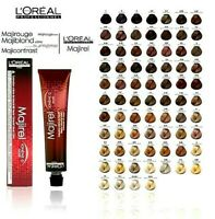 L'OREAL Professional MAJIREL MAJIROUGE FRENCH BROWN Permanent Hair Colour 50ml