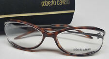 Genuine Roberto Cavalli Women's Optical Eyeglasses Frames 54-16-130 New w/ Case