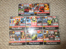 8 PLAYSTATION 1 FUTURE MAGAZINE DEMO PS1