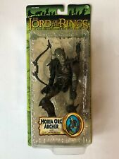 Lord of the Rings The Fellowship of the Ring Moria Orc Archer ToyBiz