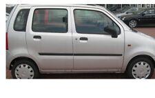 Zierleiste Seitenschutz Türschutz für Opel Agila A Van 2000-2007