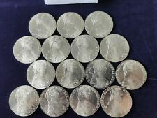 More details for austrian, maria theresa thaler coin dated 1780.   83.3% fine silver, x15 coins