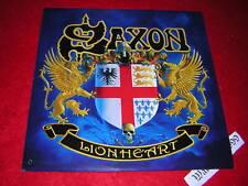 SAXON - Lionheart, SPV69691LP, Vinyl LP 2005, 1. Press