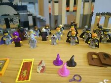 Job Lot de Lego Harry Potter 4702 4706 4709 4721 + plus 80+ Mini Figures