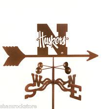 University of Nebraska Weathervane Cornhuskers - Huskers - with Choice of Mount