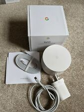 Google WiFi Whole Home System White, Single Pack