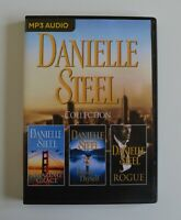 Danielle Steel Collection - Amazing Grace - Honor Thyself - Rogue   MP3CD Audio
