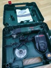 Bosch PMF 10.8 LI Multi Tool   Charger + Case