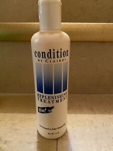 Vintage 1989 Clairol Condition Shampoo For color or permed treated Hair 15oz