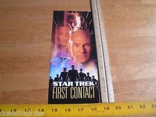 Star Trek First Contact ticket World Premiere Hollywood 1996 after party