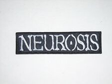 NEUROSIS EMBROIDERED PATCH