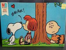 SEALED 1966 Peanuts Snoopy Jigsaw Puzzle PEPPERMINT PATTIE Milton Bradley MB