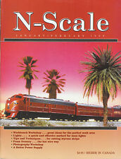 N-SCALE 1-2/99 FOAM SCENERY, FLAT CAR LOADS, SAWMILL, 4-BAY HOPPERS POWER SUPPLY