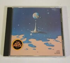 ELO Time CD EARLY PRESS JET ZK 37371 Electric Light Orchestra RARE! Jeff Lynne