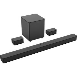 "Vizio V51-H6B-RB  36"" V-Series 5.1 Home Theater Sound Bar- Certified Refurbished"