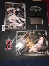 Dustin Pedroia Jacoby Ellsbury Boston Red Sox Each Photo 8x10 16x20 Matted