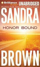 Honor Bound by Sandra Brown (2014, MP3 CD, Unabridged)