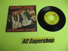 "The Rolling Stones respectable - 45 Record Vinyl Album 7"""