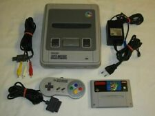 Super Nintendo SNES Konsole + Super Mario World
