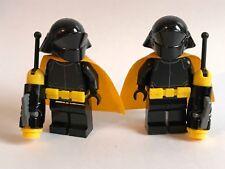 2 Original Lego Star Wars Trooper Elite 75197 primera orden Cape pistola Cinturón de herramientas